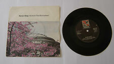 "Echo & The Bunnymen Never Stop 7"" Single A1 B1 Pressing - EX"