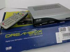 FOR PARTS ONLY RECEIVER SATELLITE DREAM BOX DM500-S