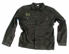 Czech Army Workers Pattern Shirt/Jacket: Surplus Paintball Airsoft Shooting Bush