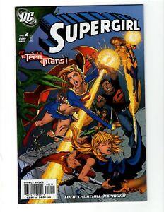 SUPERGIRL #2 (VF-NM) 2005