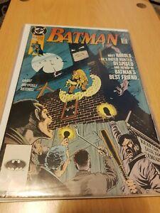 BATMAN # 458
