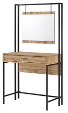 Michigan 1 Drawer Dressing Table With Mirror