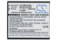 Upgraded Battery For Samsung Galaxy Grand Max,SM-G7200,SM-G7202