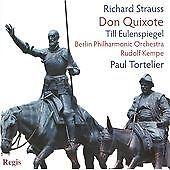 R Strauss: Don Quixote, Till Eulenspiegels, Don Juan, Paul Tortelier, Very Good