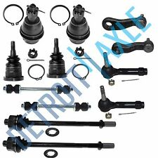 12 Pc Suspension Kit for Escalade Avalanche & Silverado 1500 Tahoe Sierra - 4x4