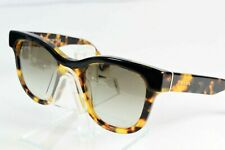 Prada Sunglasses Light Havana Brown Tortoise Cat Eye Spr27P Nai-0A7 Womens Italy