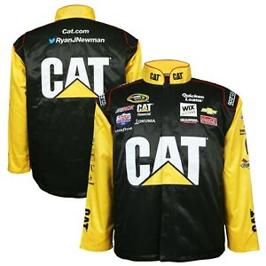 Ryan Newman Chase Authentic's Caterpillar # 31 Replica Uniform Jacket - Adult 3X