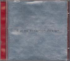 CD  E- Play EXTERION DESIGN URBAN FLOWERS