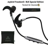 Jaybird Freedom 5 Special Edition Wireless Headphones In-Ear Black Used 👌
