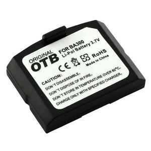 Power-Akku Accu Batterie für Sennheiser BA300 Set 900 RS 4200 Kopfhörer  *NEU*