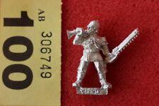 Games Workshop Warhammer 40k Praetorian Musician Bugle Metal Figure WH40K OOP