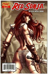 2005 Dynamite - Red Sonja She-Devil with a sword #46 Neves Variant (VF/NM)