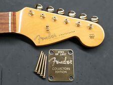 1997 Collectors Edition Fender USA Stratocaster Pau Ferro '62 Strat Guitar NECK