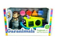 Garanimals Tugboat with Bath Time Squirters Toy - 2009