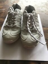 White Varsity Size 3y Cheerleading Shoes