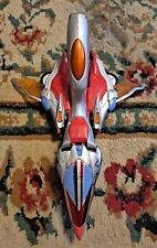 2000 Bandai Power Rangers Time Force Vehicle Red Strata Cycle