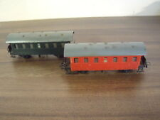 Trix Express Personenwagen-Konvolut