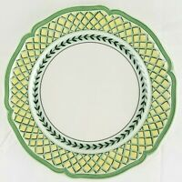 "Beautiful Villeroy & Boch Dinner Plate #1748 French Garden Orange 10.5""  H1"