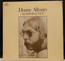 nDuane Allman - An Anthology Vol. II - Capricorn 2CP 0139 - 2 LPs