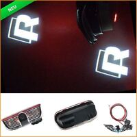 vw led logo t rlicht beleuchtung projektor vw golf vi. Black Bedroom Furniture Sets. Home Design Ideas