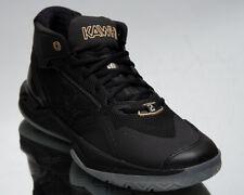 New Balance KAWHI Men's Black Gold Leonard Athletic Basketball Sneakers Shoes