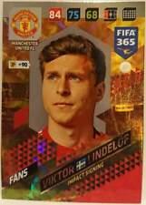 Panini Adrenalyn XL FIFA 365 2018 #67 Viktor Lindelöf Manchester United