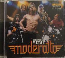 MODERATTO - Detector De Metal - CD - Import - New Nuevo Mexican Edition
