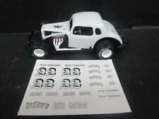# 22 Sudlow's Auto Salvage Coupe Modified 1/25th scale Die-Cast donor kit