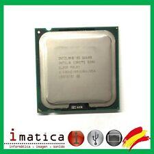 MICROPROCESADOR INTEL CORE 2QUAD 2.40GHZ 8 MB   PROCESADOR CACHE 512K CPU SLACR