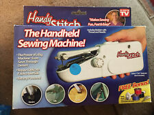 Handy Stitch Handheld Sewing Machine  As Seen On TV Portable And Cordless New