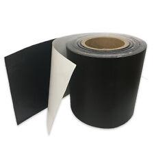 Vinyl Tarp Repair Tape 6 X 50 Black Tarp Repair Kit For Dump Truck Tarps