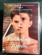 Reinventing Marvin dvd Isabelle Huppert Gay interest