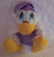 "Mickey's Christmas Carol Scrooge McDuck Toy Plush Stuffed Animal 7"""