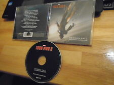 RARE PROMO Iron Man 3 CD soundtrack Awolnation IMAGINE DRAGONS Robbie Williams !
