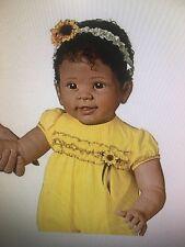 So Truly Real Interactive 26 Inch Walking Baby Doll: Ashton Drake new
