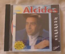 Like New CD Alcides Machado * Saudades * Chapeu de Palha & more Portuguese Music