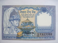 Très beau Billet - NEPAL - 1 Rupee - 1981 - Neuf -