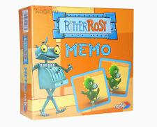 Noris Ritter Rost Memo RitterRost Memory Gesellschaftsspiel Merkspiel Gedächtnis