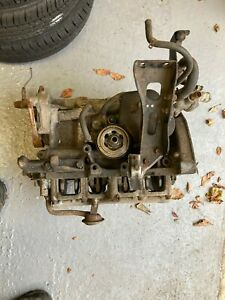 Honda D16 d16 engine cylinder block pistons rods crank crankshaft