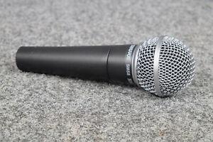Shure SM58 - das klassische Gesangsmikrofon