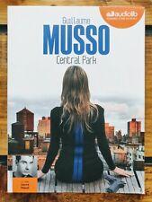 Audiolib : Guillaume MUSSO Central Park (Livre audio)