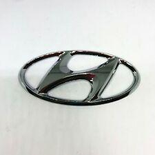 H Logo Front Emblem For Hyundai Genesis Coupe