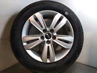"""2016 KIA SPORTAGE Mk4 17"""" Alloy Wheel + 8mm Nexen Tyre 225/60R17 641"""