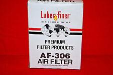 "Luber-finer #AF-306 ROUND AIR FILTER 5.78"" High (NIB) (#S6663)"