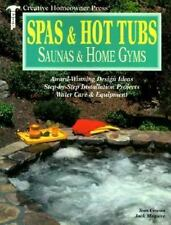 Spas & Hot Tubs, Saunas & Home Gyms: Award-Winning Design Ideas,-ExLibrary