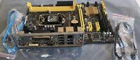 ASUS H81M-C Motherboard Supports LGA 1150 Intel Core CPU 4th Gen I3 I5 I7 (6DCC)