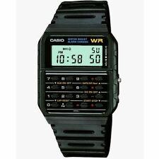 Casio CA-53W-1ER Digital Wristwatch - Black