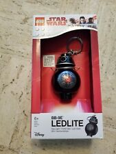 Lego Star Wars BB-9E Led Lite Key Chain Brand New Box Sealed