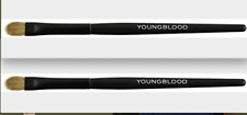 X2 Youngblood Eye/Lip Brush Eye and Lip New in Package Set Of Two (2)