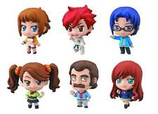 Gundam Build Fighters Petit Chara Case of 6 Megahouse Corporation
